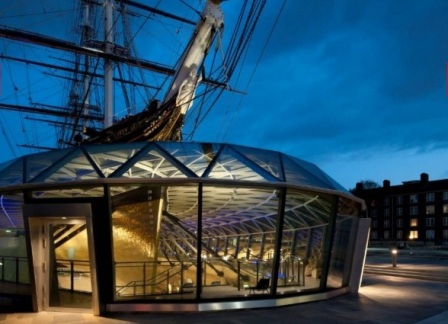 Cutty Sark, Royal Museums Greenwich l Fotografia: © Jim Stephenson